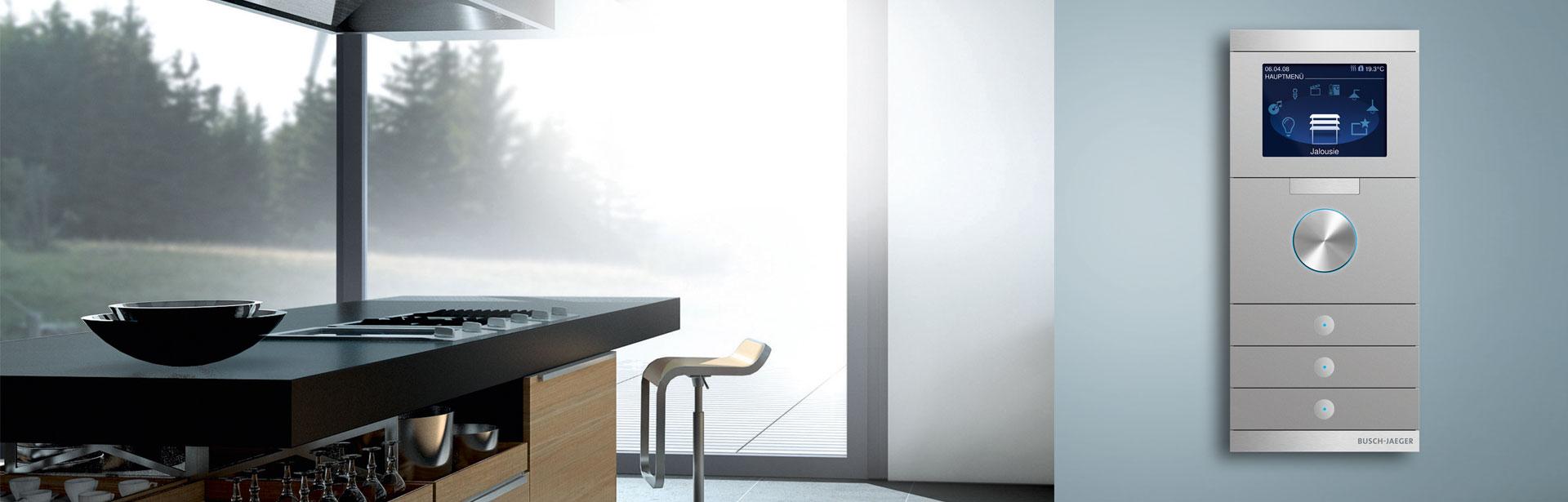 Smart Home (EIB / KNX)